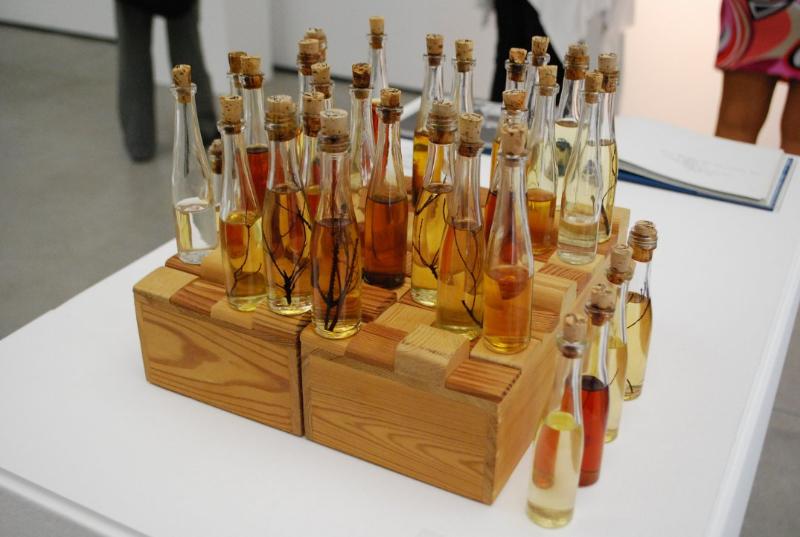 takako-saito_-liquor-chess_1975