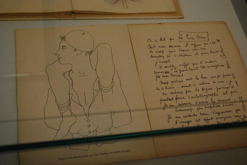 jean-cocteau-le-livre-blanc-1930