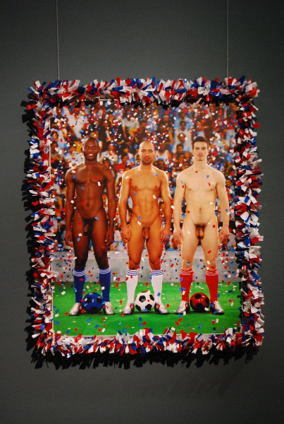 "Pierre and Gilles ""Vive la France\"" (2006)"