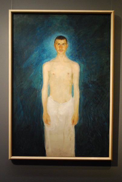 richard-gerstl_semi-nude-self-portrait_1904-05