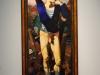 alfred-courmes_saint-sebastian_self-portrait-1934