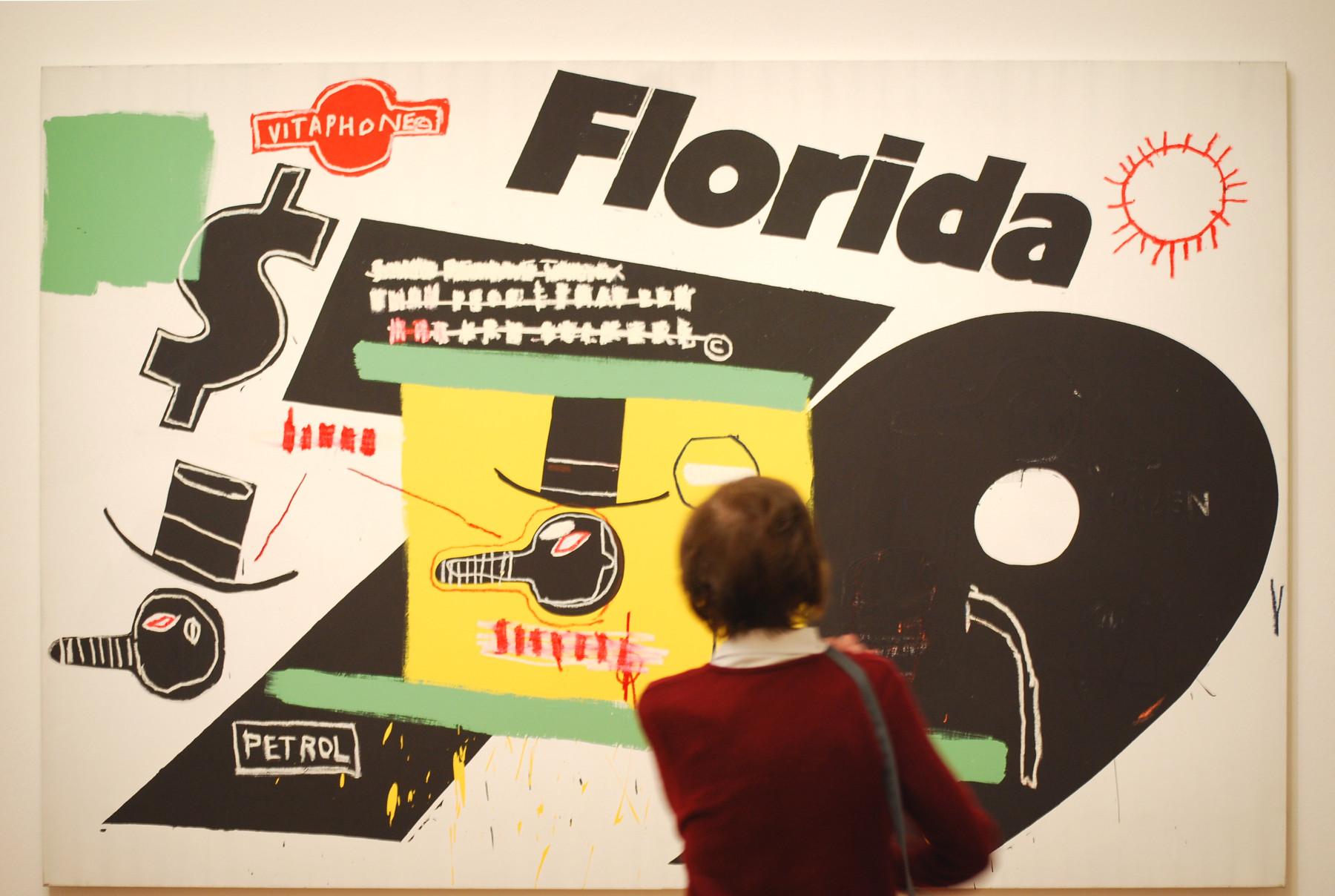 Warhol & Basquiat,