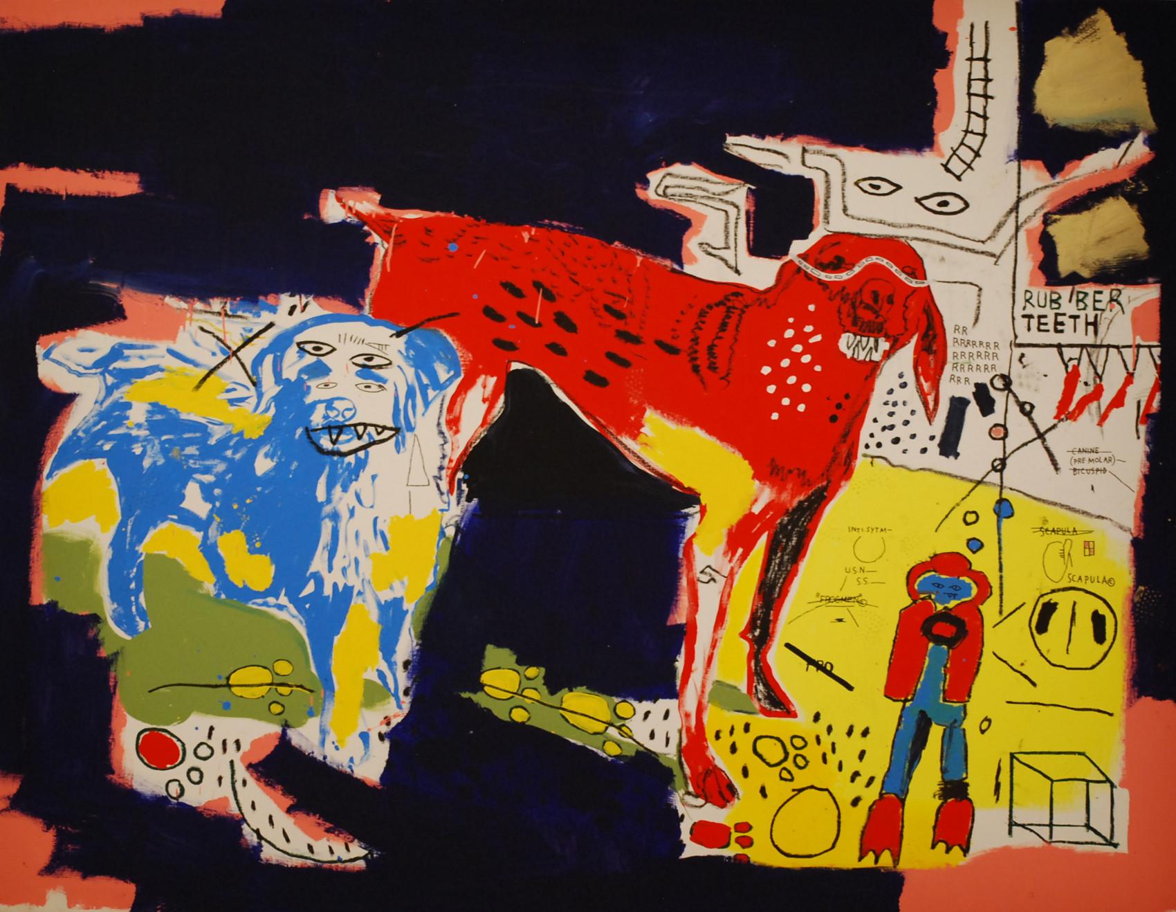 A. Warhol & J.-M. Basquiat