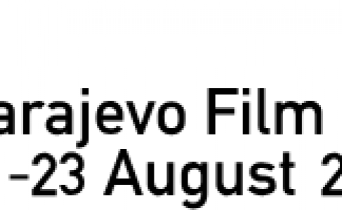 The Official Logo of the Sarajevo Fiolm festival 2019. Copyrights: Sarajevo Film Festival