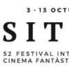 Logo of the Sitges Film festival