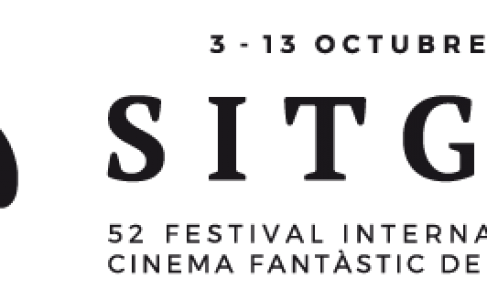 Logo of the Sitges Film festival