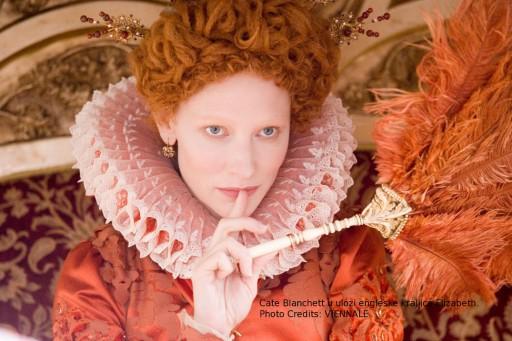Cate Blanchett kao engleska kraljica Elizabeth
