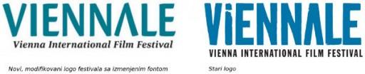 stari i novi logo VIENNALE