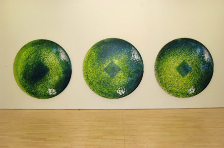 Swarm paintings