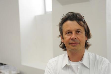 Tyrolean artist Peter Kogler