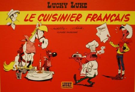 """""""Le cuisinier francais"""" cover"""