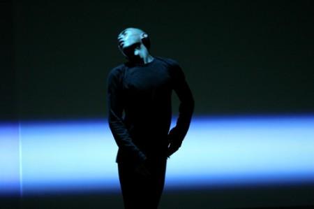 Umeda performing © Julieta Cervantes