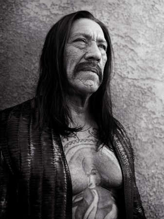 Bryan Adams, Danny Trejo, Los Angeles, 2011