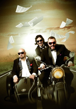 Turkish formation Taksim Trio/ Foto: © Taksim Trio