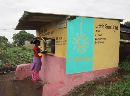 Little Sun in Simbabwe