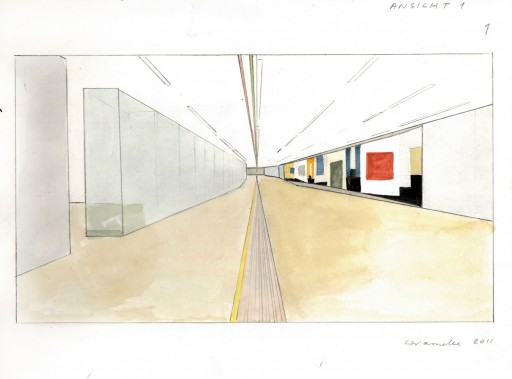 Ernst Caramelle, views 2, Layout: Ernst Caramelle, 2011