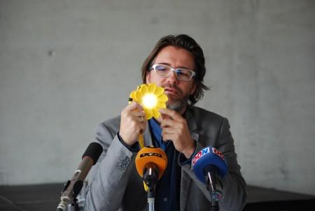 Olafur Eliasson in Lentos Linz