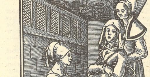 """""""Der Swangern Frauwen vnd hebammen"""", Rosegarten-Eucharius-Rosslin-Strassburg (1513)/2013 Peter Bottcher"""