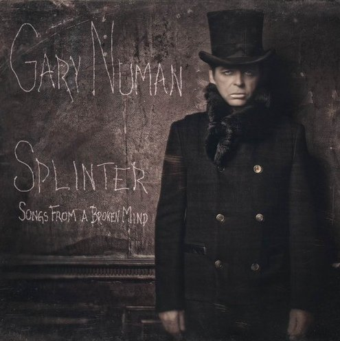 Gary Numan_Splinter_SFABM_Cover