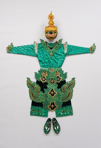 Dancing costume, Burma