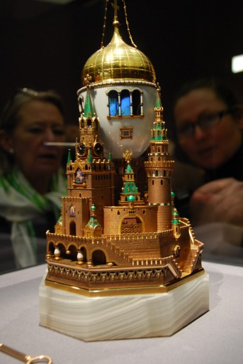 "Fabergé, ""The Moscow Kremlin Egg """