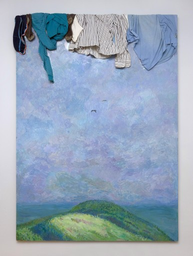 "Ilya Emilia Kabakov ""Landscape with Mountains"""
