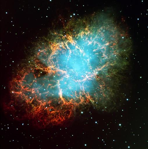 Crab Nebula © ESO