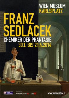 Franz Sedlacek, The chemist, 1932, Wien Museum © Bildrecht, Wien, 2014
