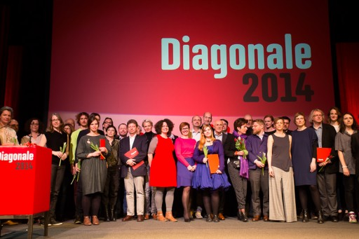 Diagonale 2014 Winners © Diagonale/Martin Stelzl