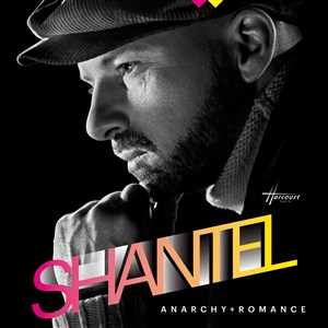 "The Cover of Shantel's ""Anarchy and Romance"" Studio Album  © Shantel"