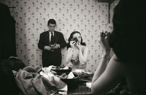 Stanley Kubrick,Showgirl - Kubrick fotografiert Rosemary William, 1947 © MCNY, New York