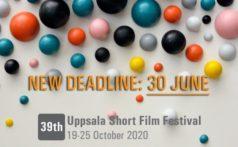 New Deadline for Uppsala Shorts
