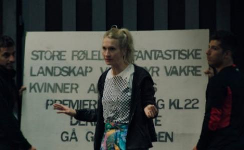 "Film still from ""Gritt"" directed by by Itonje Søimer Guttormsen. Courtesy of IFFR"